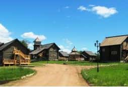 Участки в деревне